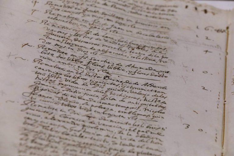 Escritura del Inca