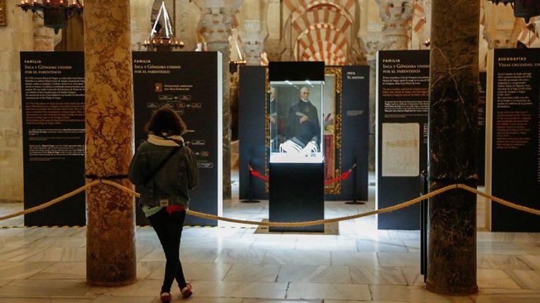 Exibición Inca Garcilaso