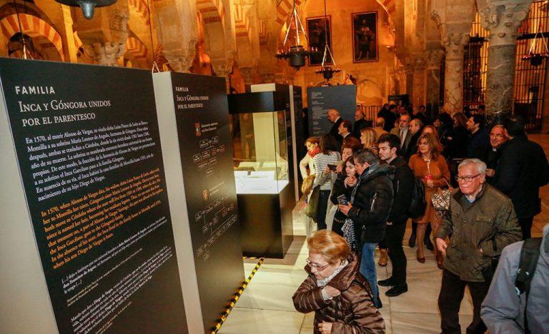 Inca y Garcilaso Exibición