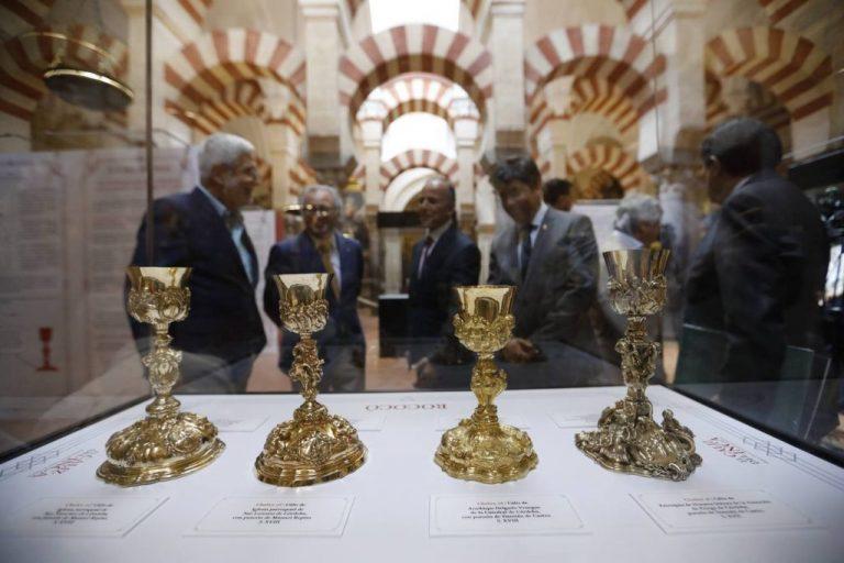 Reliquias en Mezquita