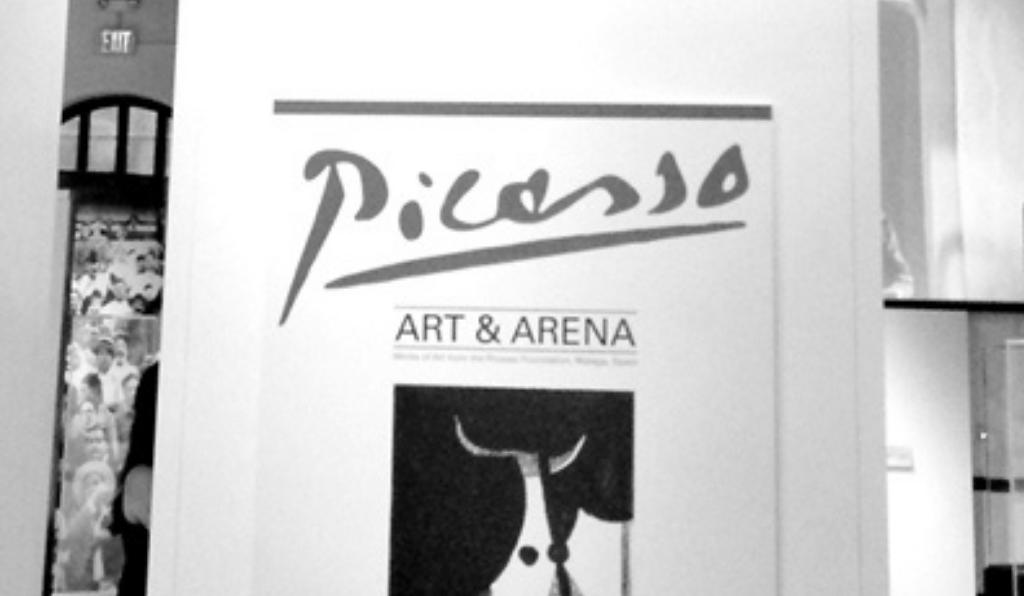 Exposición del V Centenario de Florida Picasso Arte y arena